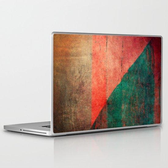 A Idade da Terra (The Age of the Earth) Laptop & iPad Skin