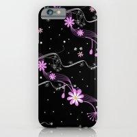 Retro Daisies iPhone 6 Slim Case