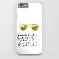 Il mattino ha l'oro in bocca Slim Case iPhone 6s