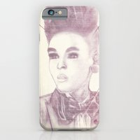Shattering The Mold - Janelle Monae iPhone 6 Slim Case