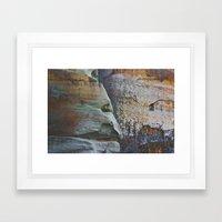 Clever Guise Framed Art Print