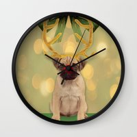 Rudo Wall Clock