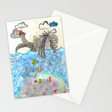 The Mermaid Of Zennor Stationery Cards