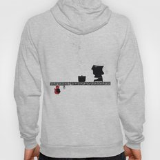 Little Red grandmother Hoody