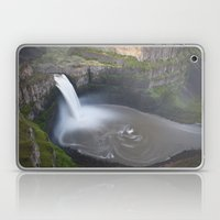 Palouse Falls at Sunrise Laptop & iPad Skin