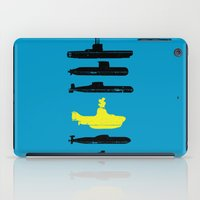 Know Your Submarines V2 iPad Case