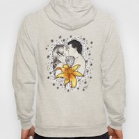 Love Is Like A Flower... Hoody