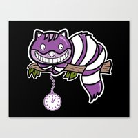 Mad As Can Be Canvas Print
