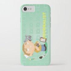 Journalist Slim Case iPhone 7