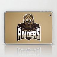 Tusken City Raiders - Ta… Laptop & iPad Skin