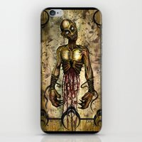 Gut Your Zombie iPhone & iPod Skin