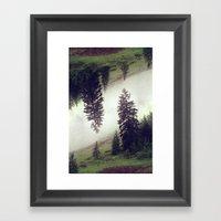 Soft/Hid Framed Art Print