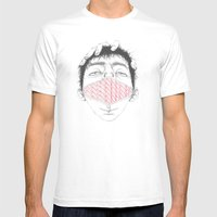 Misfit Circuit 1 Mens Fitted Tee White SMALL