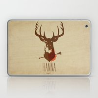 HANNA Film Tribute Poste… Laptop & iPad Skin