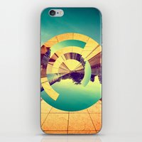 L'Infinito iPhone & iPod Skin