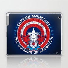 The real American hero Laptop & iPad Skin