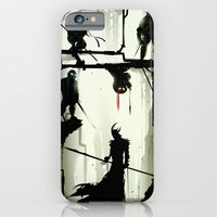 iPhone & iPod Case featuring The Last Stand by Justin Currie