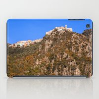 French mountain village 5358 iPad Case