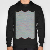 Chevron Rainbows Hoody