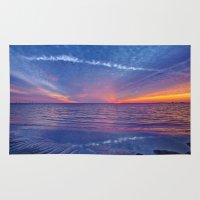 Fallstreak Sunset Rug