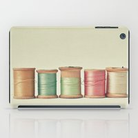 Five In A Row iPad Case