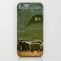 iPhone & iPod Case featuring Sheep. by The Light Project