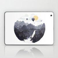 Roundscape II Laptop & iPad Skin