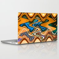 Lava70 Laptop & iPad Skin
