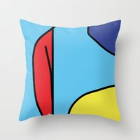 Untitled Titulable Throw Pillow