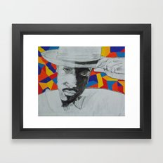 Andre (Benjamin)² Framed Art Print