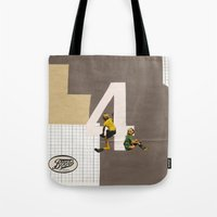 Boots - April Tote Bag