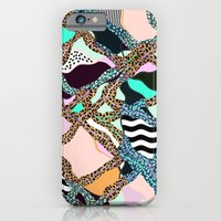 ELECTRIC VIBES iPhone 6 Slim Case