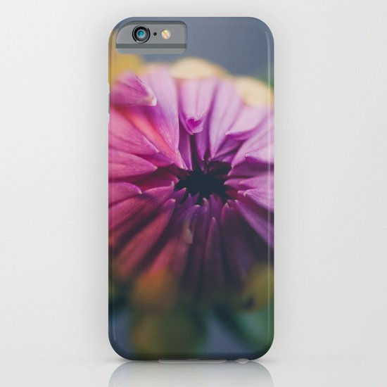 Ready to Bloom, in color iPhone & iPod Case
