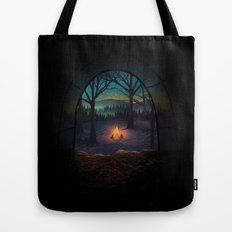 Bonfire Tote Bag