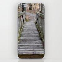Walking Over The Bridge … iPhone & iPod Skin