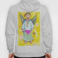 St. Valentine's Angel Hoody