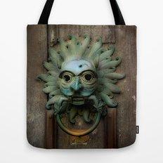 Sanctuary Knocker Tote Bag