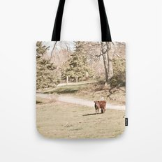 How Now! Tote Bag