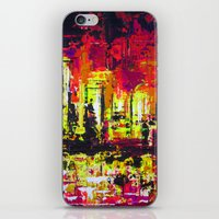 Minneapolis Skyline Refl… iPhone & iPod Skin