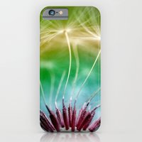iPhone & iPod Case featuring Dandelion by TDSWHITE