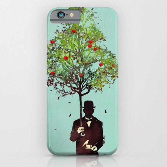 The Ethical Gentleman iPhone & iPod Case