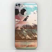 Mountainous Range iPhone & iPod Skin