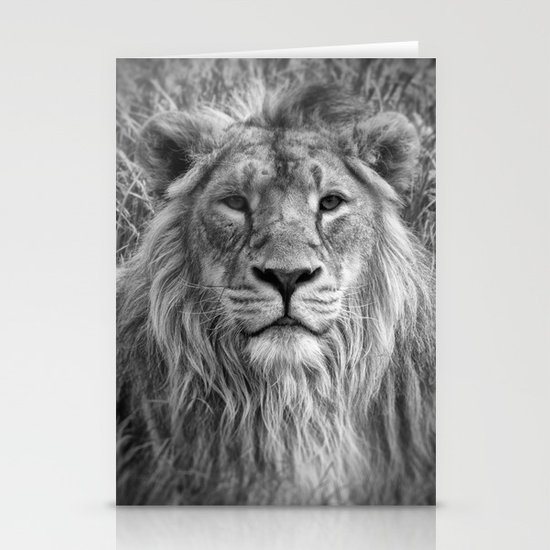 The King Stationery Card