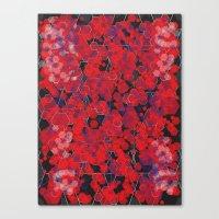 Dissemination / Pattern … Canvas Print