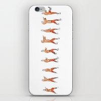 Kung Fu iPhone & iPod Skin