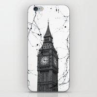 Large Ben iPhone & iPod Skin