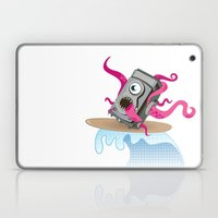 Monster Camera Surfing Laptop & iPad Skin