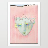 PALE FIRE Art Print