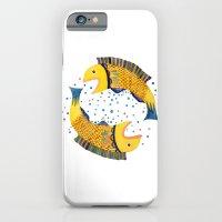 Swimming Circle iPhone 6 Slim Case