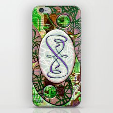 Cathy (#TheAccessoriesSeries) iPhone & iPod Skin